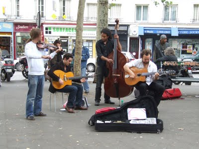 On Buskers and Beggars